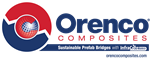 Orenco Composites Bridges Logo